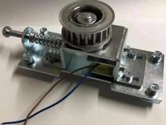 自动感应门尾轮锁 自动门门禁 自动门配件