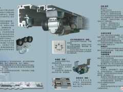 自动感应门电机,郑州同创电动门