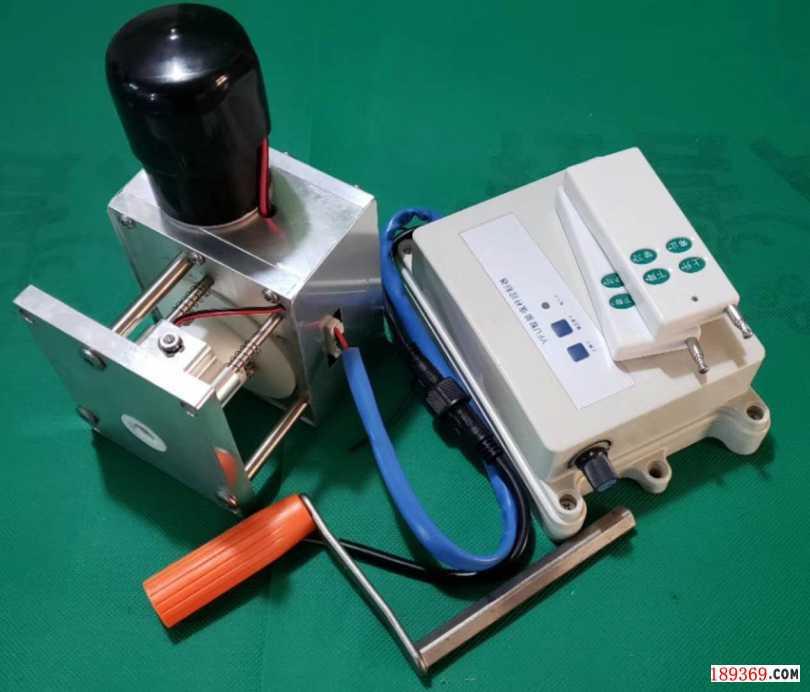yfu电动旗杆电机