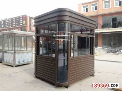 郑州氟碳漆岗亭