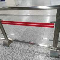 车站玻璃护栏,郑州同创护栏厂家