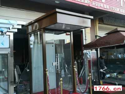 郑州站台岗亭