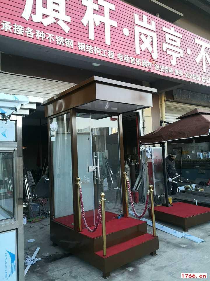 郑州站台岗亭生产厂家