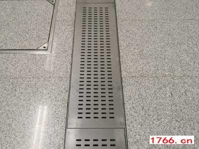 郑州不锈钢下水沟盖板