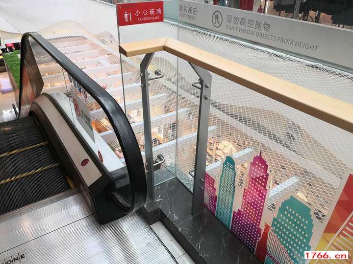 郑州商场玻璃护栏