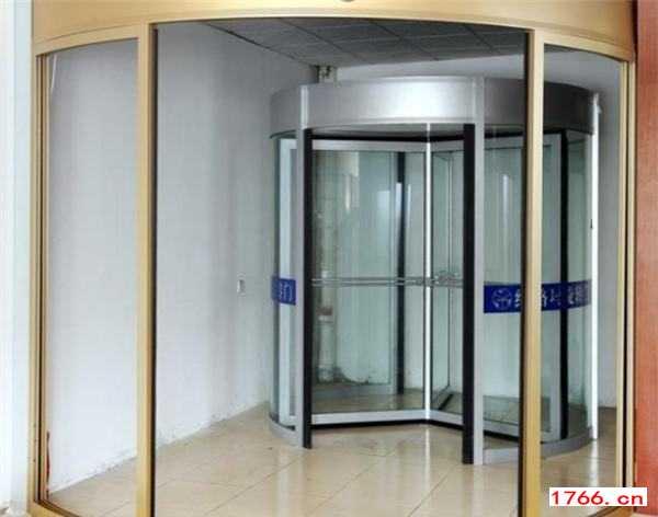 郑州弧形电动玻璃门
