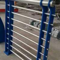 郑州护栏厂,不锈钢复合管护栏
