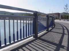 郑州桥梁护栏,郑州桥梁护栏安装图片