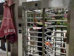 郑州不锈钢转门安装厂家