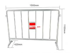 处理不锈钢铁马护栏