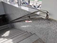 郑州不锈钢靠墙扶手安装