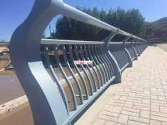 常见的桥梁栏杆种类
