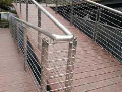 郑州不锈钢护栏安装