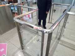 郑州组装式玻璃护栏
