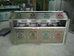 郑州不锈钢垃圾桶