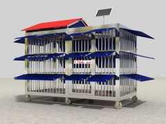 不锈钢狗笼,304不锈钢,食品级原材料