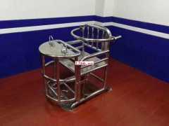 不锈钢审讯椅加工厂说,看守所讯问椅和检察院审讯椅一样吗?