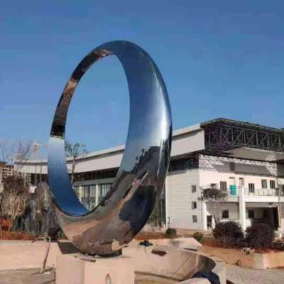 郑州不锈钢雕塑加工厂