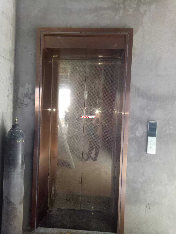 郑州不锈钢电梯门套安装