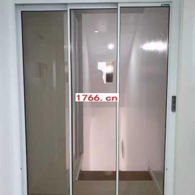 窄边室内联动门,郑州窄边自动感应门安装