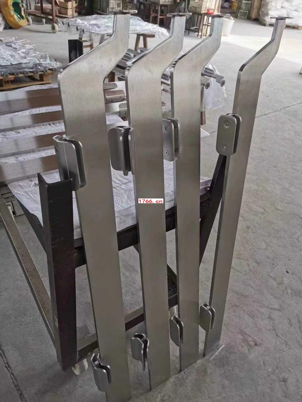 郑州玻璃护栏配件