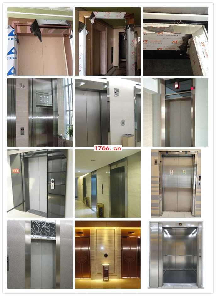 郑州不锈钢电梯门套