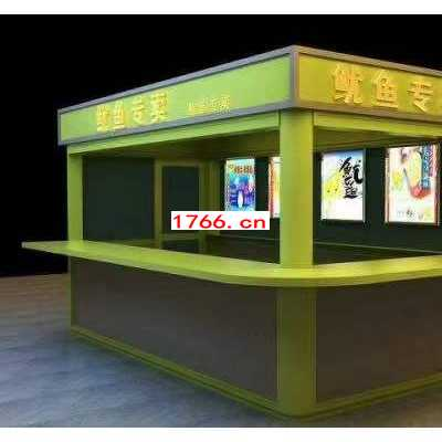 郑州售货亭