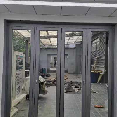 全铝型材折叠门