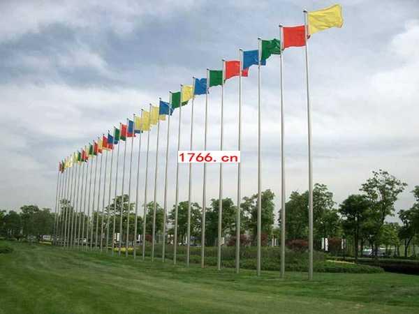郑州不锈钢旗杆