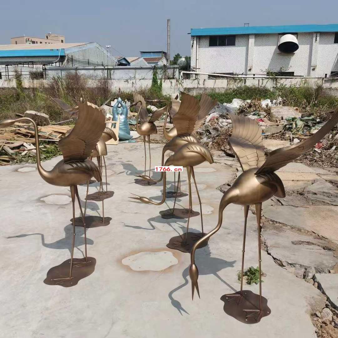 郑州不锈钢雕塑图片