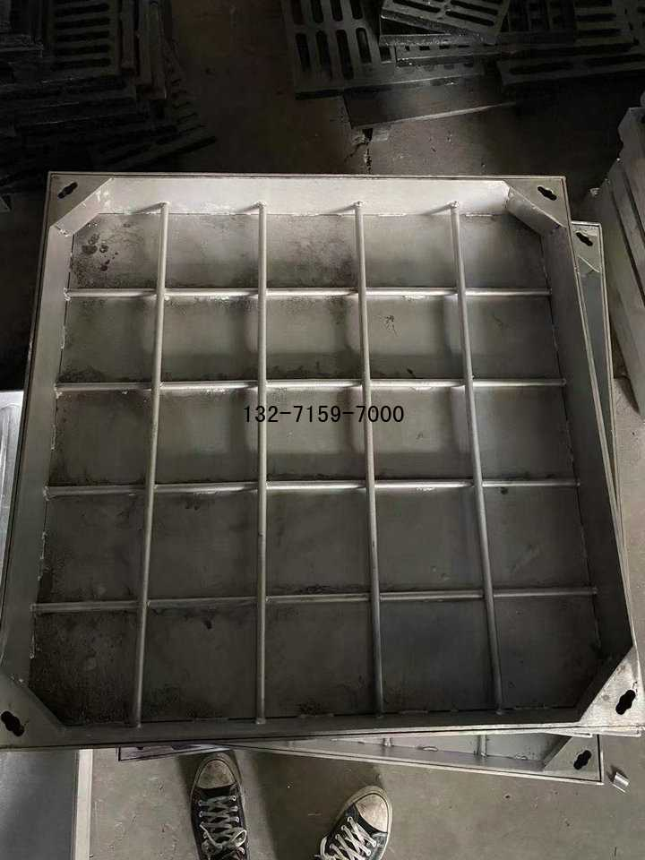 加强型不锈钢井盖