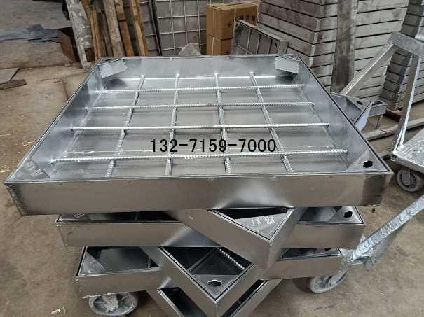 郑州不锈钢井盖厂家