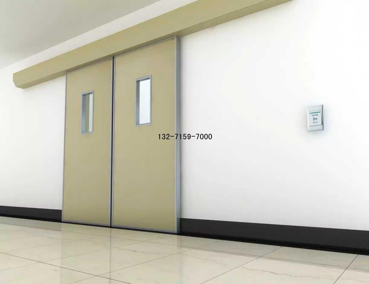 郑州医用门安装