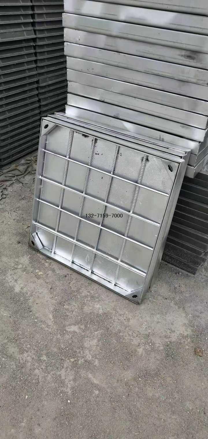 现货不锈钢井盖