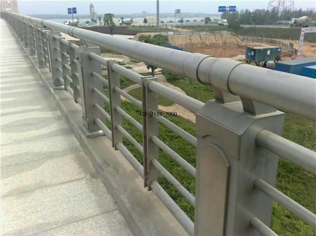 304不锈钢护栏