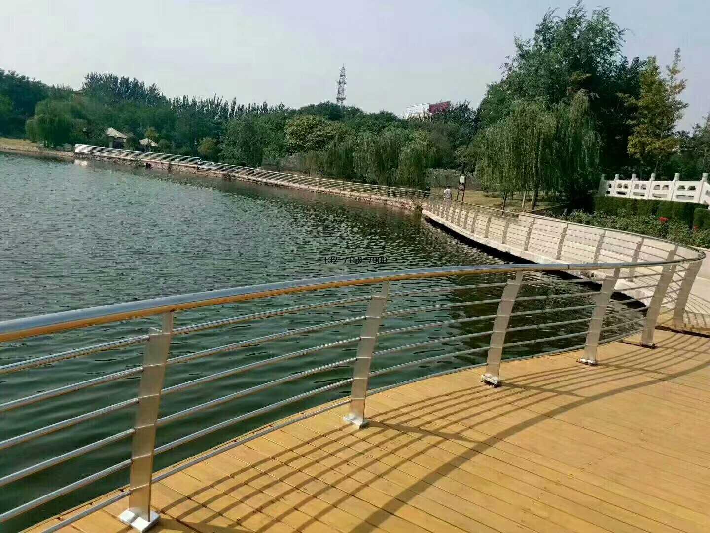 不锈钢河道护栏