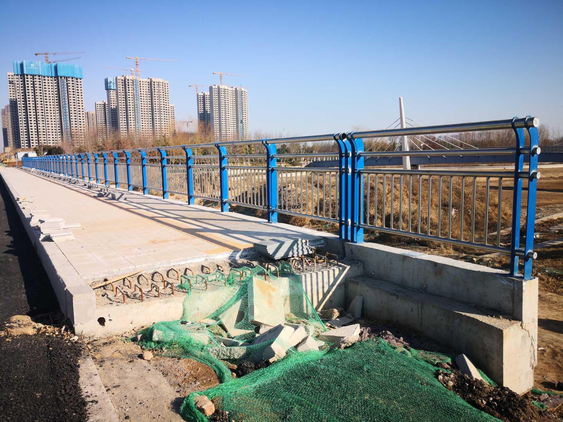 河南桥梁护栏