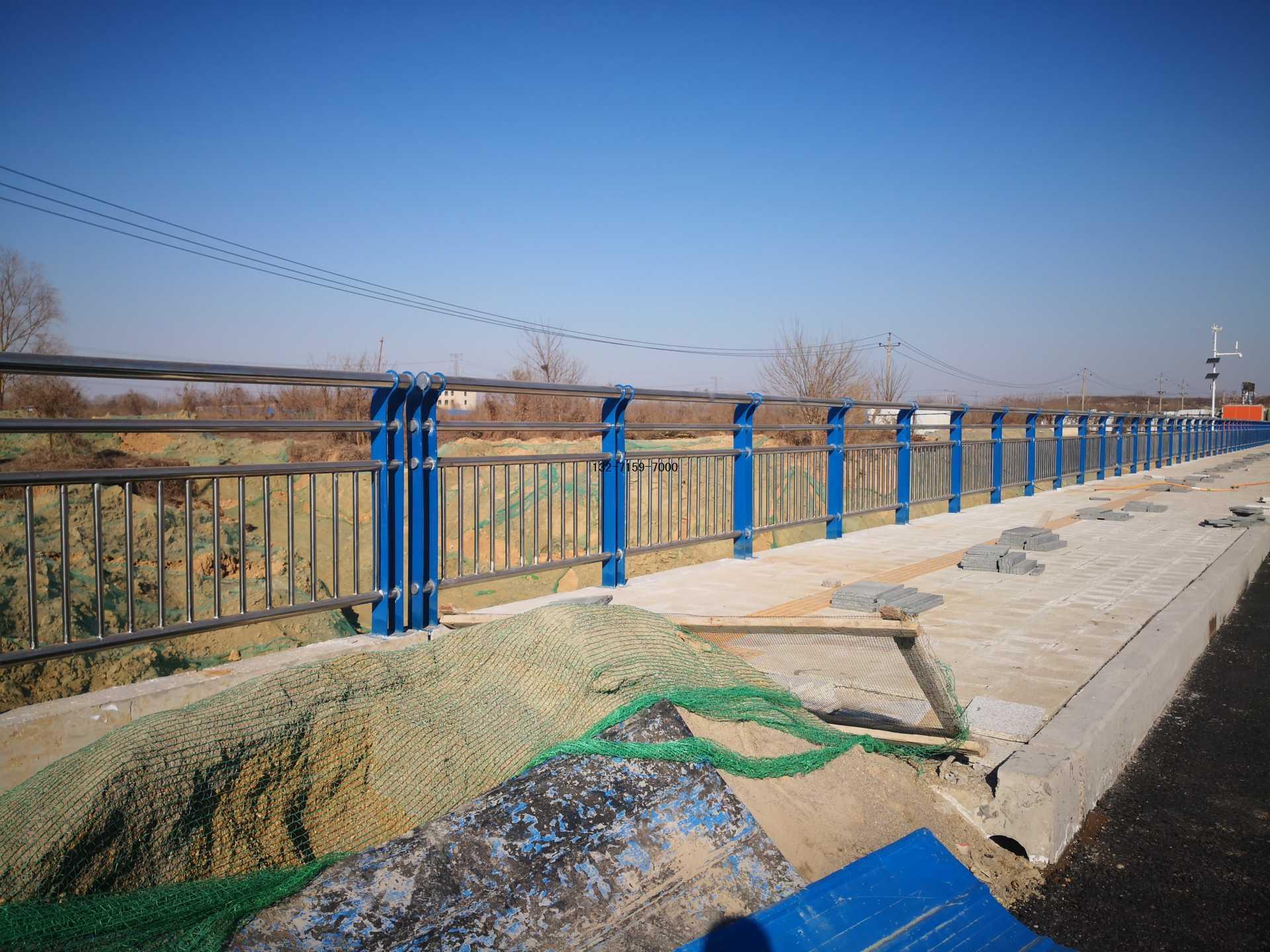 郑州桥梁护栏