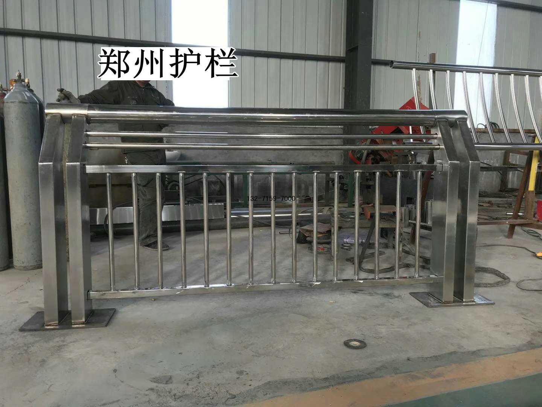 不锈钢桥梁护栏样品