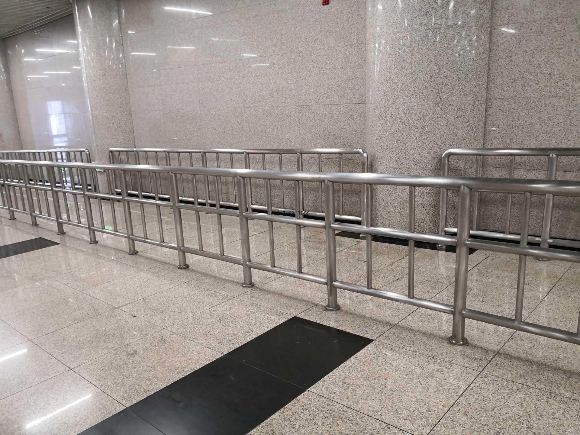 车站不锈钢护栏
