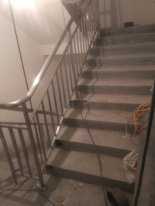 消防楼梯护栏