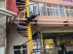郑州旋转楼梯护栏加工安装厂家